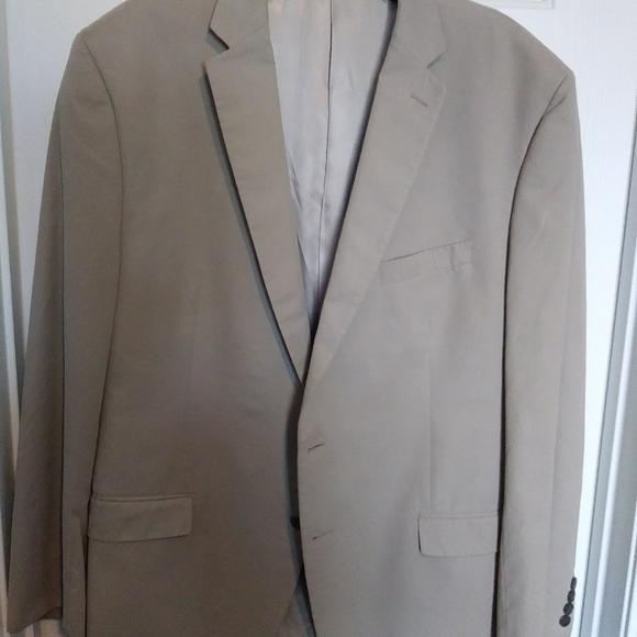 Calvin Klein Other - Faux suede sport jacket.